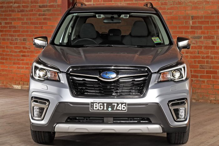 2020 Subaru Forester Hybrid L S5 MY20 Four Wheel Drive Silver