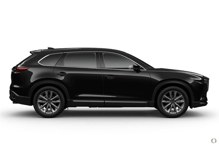 2020 Mazda CX-9 GT TC 4X4 On Demand Jet Black