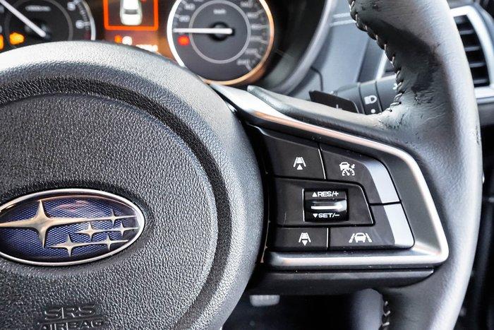 2019 Subaru Impreza 2.0i Premium G5 MY19 Four Wheel Drive Grey
