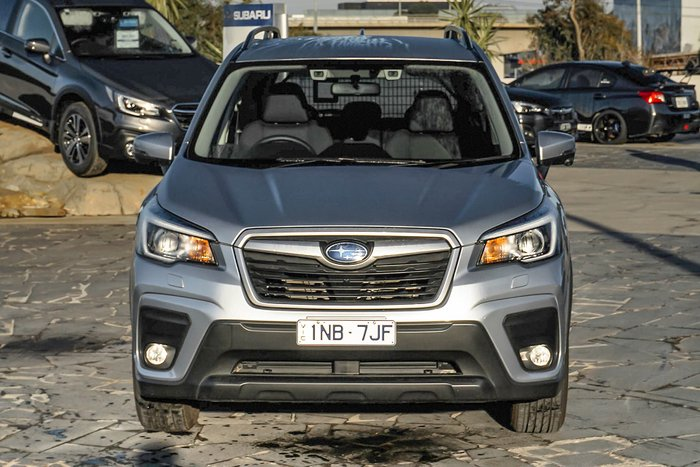 2019 Subaru Forester 2.5i-L S5 MY20 Four Wheel Drive Silver