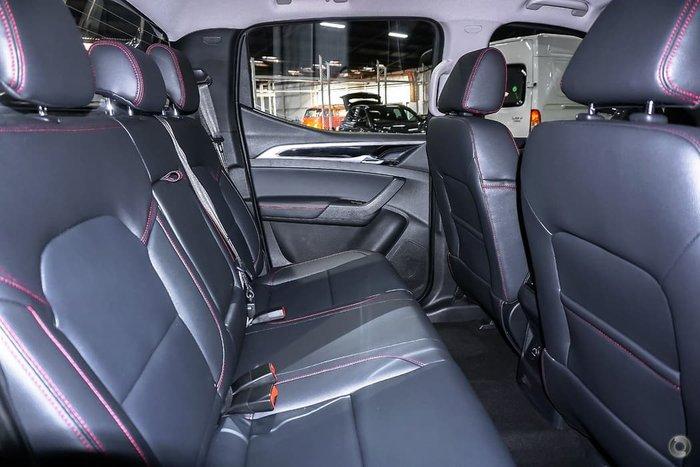 2020 LDV T60 LUXE SK8C 4X4 Dual Range Black