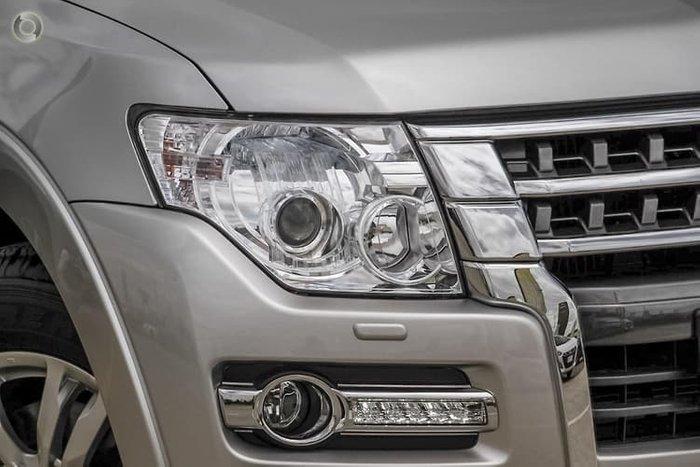 2020 Mitsubishi Pajero GLS NX MY20 4X4 Dual Range Silver