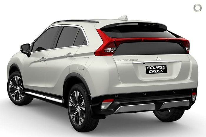 2020 Mitsubishi Eclipse Cross LS YA MY20 White