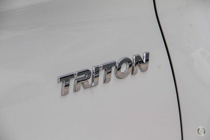 2020 Mitsubishi Triton GLX MR MY20 White
