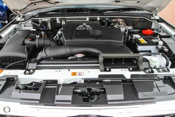2020 Mitsubishi Pajero GLX NX MY20 4X4 Dual Range White