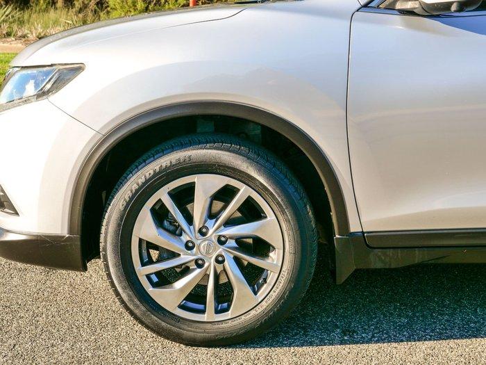 2014 Nissan X-TRAIL Ti T32 4X4 On Demand Silver