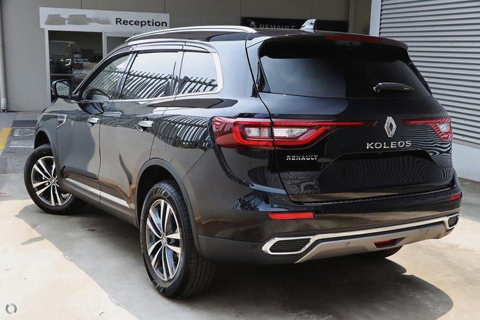 2020 Renault Koleos Zen HZG MY20 Black
