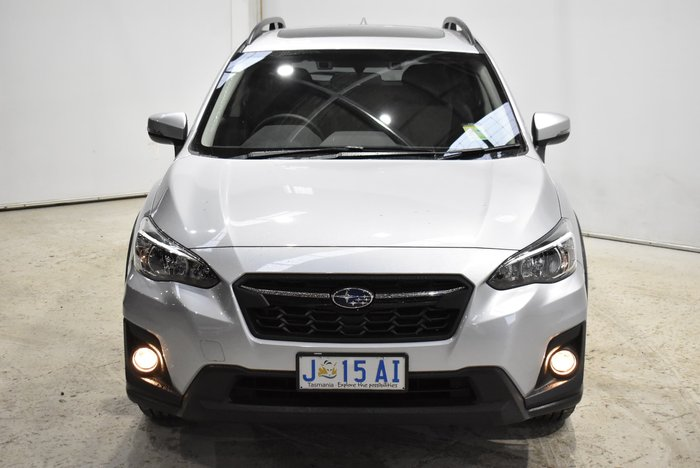 2020 Subaru XV 2.0i Premium G5X MY20 Four Wheel Drive Silver