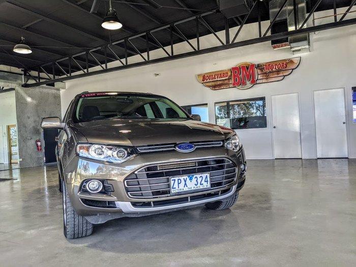 2013 Ford Territory TS SZ Bronze