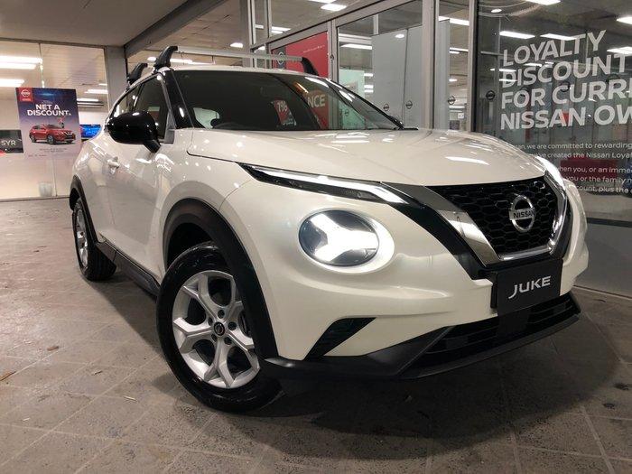 2020 Nissan JUKE ST