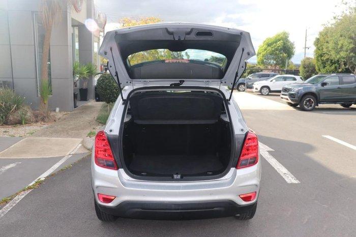 2019 Holden Trax LS TJ MY19 Silver