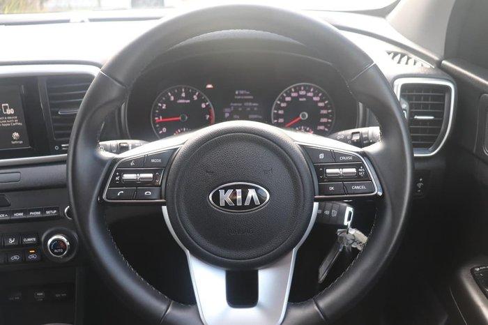 2019 Kia Sportage Si QL MY19 Grey