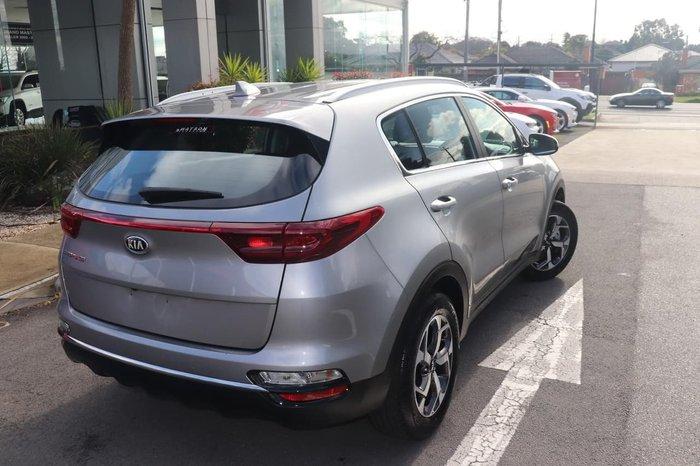 2019 Kia Sportage Si QL MY19 4X4 On Demand Grey