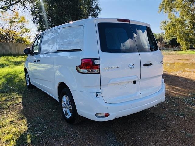 2018 LDV G10 G10 SV7C BLANC WHITE
