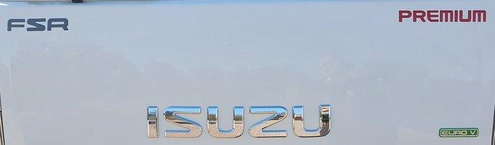 2014 ISUZU FSR 850 SERIES III null null WHITE