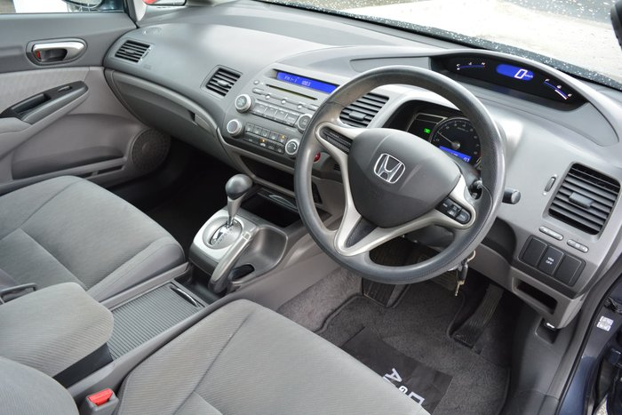 2010 Honda Civic VTi 8th Gen MY10 Grey