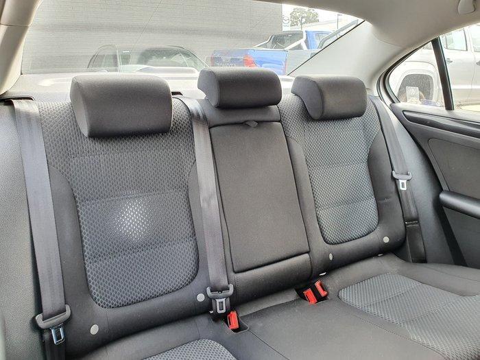 2012 Volkswagen Jetta 118TSI Comfortline 1B MY12.5 White