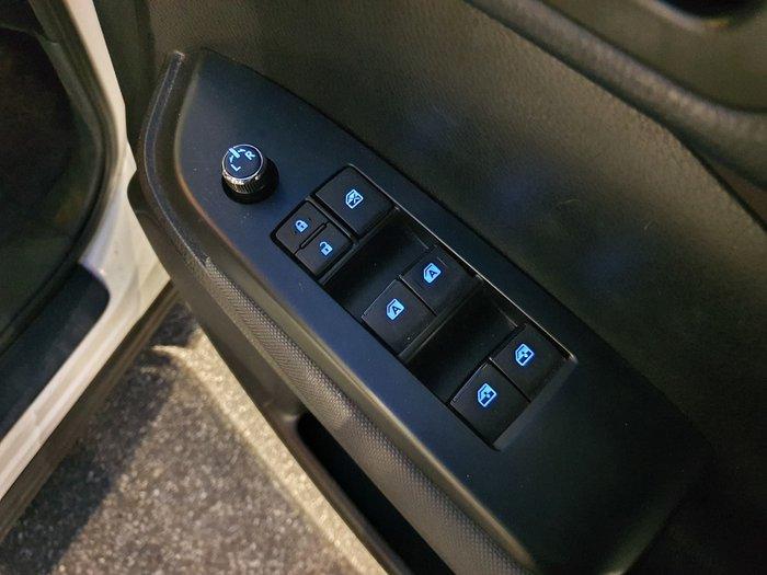 2014 Toyota Kluger GX GSU55R Four Wheel Drive White
