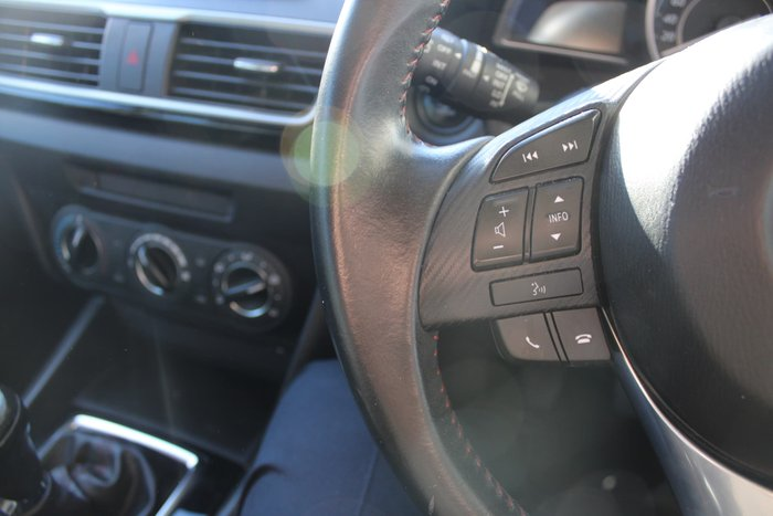2014 Mazda 3 Maxx BM Series Silver