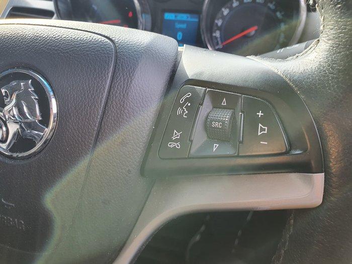 2014 Holden Cruze SRi Z Series JH Series II MY14 White