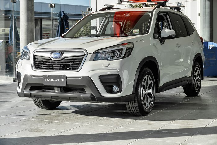 2020 Subaru Forester 2.5i S5 MY20 Four Wheel Drive White