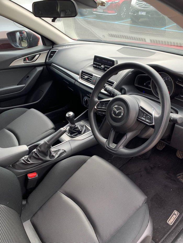 2016 Mazda 3 Neo BN Series Red