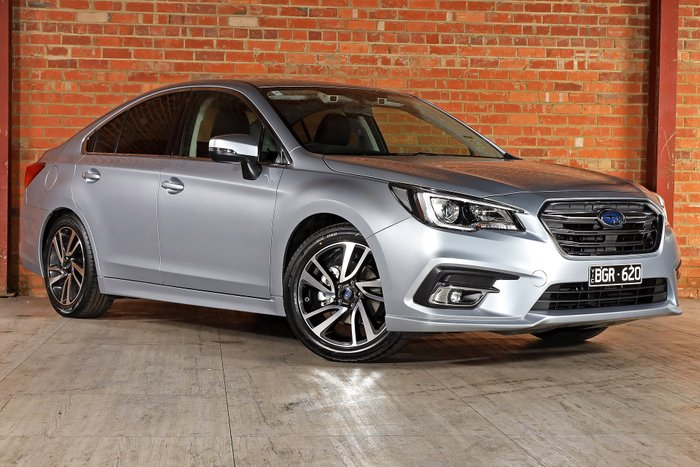2020 Subaru Liberty 2.5i 6GEN MY20 Four Wheel Drive Silver