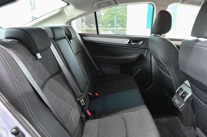 2020 Subaru Liberty 2.5i 6GEN MY20 Four Wheel Drive Ice Silver