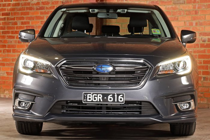 2020 Subaru Liberty 2.5i 6GEN MY20 Four Wheel Drive Grey