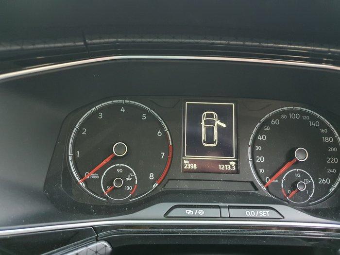 2020 Volkswagen Tiguan 110TSI Trendline 5N MY20 Grey