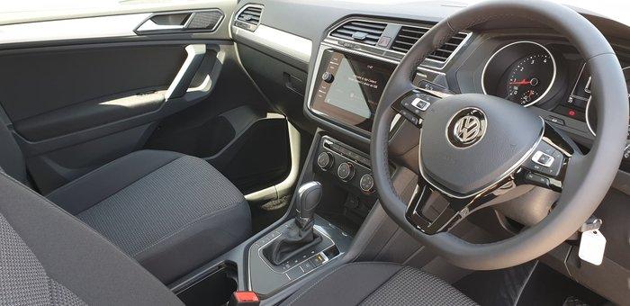 2020 Volkswagen Tiguan 110TSI Trendline 5N MY20 White