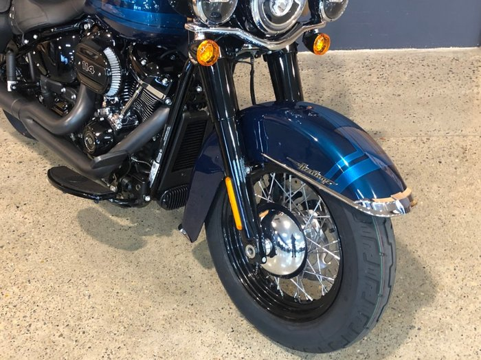 2020 Harley-davidson FLHCS HERITAGE CLASSIC 114 Green