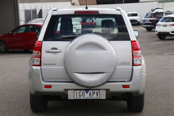 2016 Suzuki Grand Vitara Navigator JB Silver