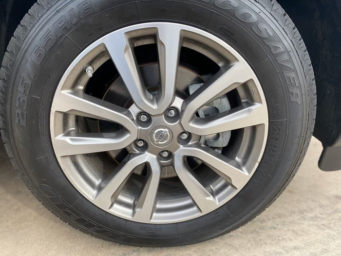 2016 Nissan Pathfinder ST R52 MY15 Blue