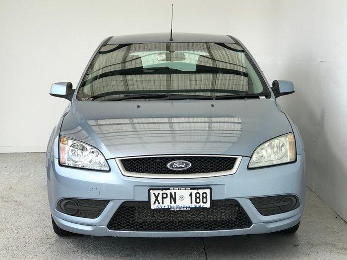 2007 Ford Focus Zetec LT Blue