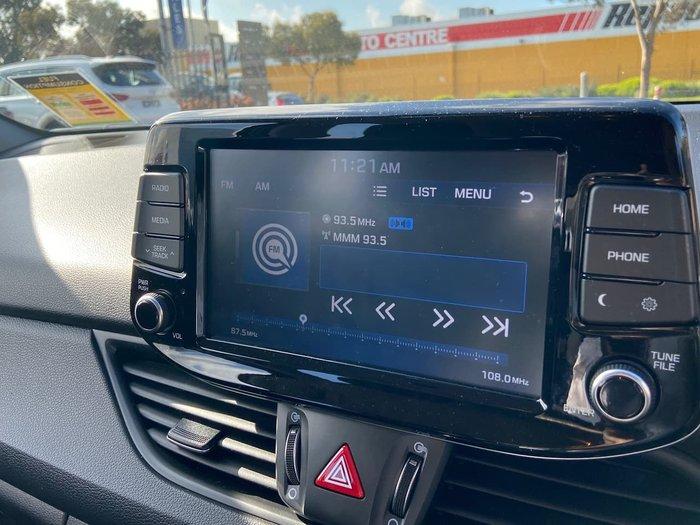 2019 Hyundai i30 Go PD MY19 White