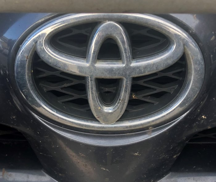 2007 Toyota Hilux SR5 KUN26R MY07 4X4 Grey