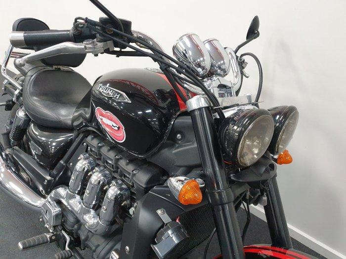 2013 Triumph ROCKET III ROADSTER Black