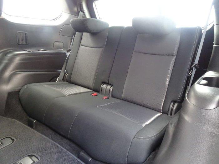 2017 Nissan Pathfinder ST-L R52 Series II MY17 Black