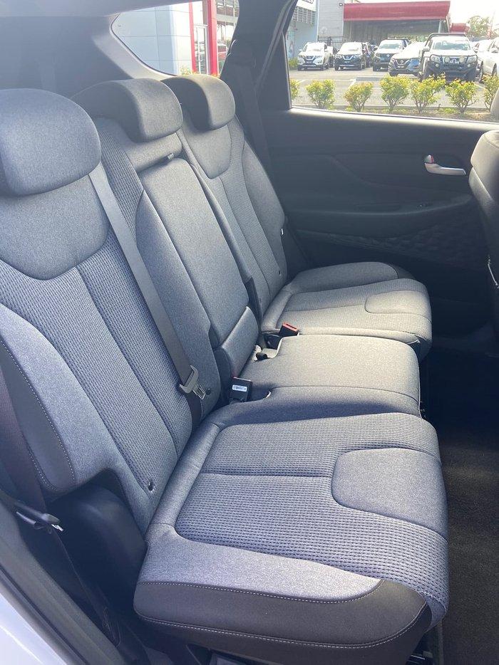 2019 Hyundai Santa Fe Active TM MY19 4X4 On Demand White