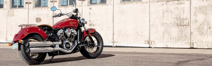 2020 Indian SCOUT 100TH ANNIVERSARY ED Red