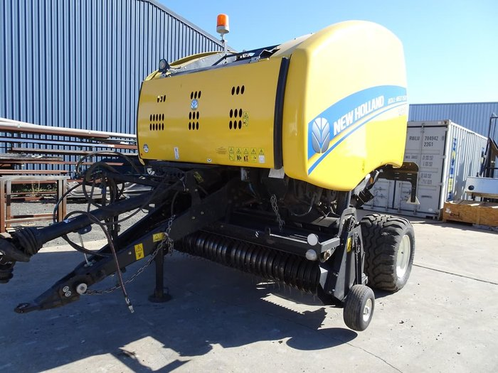 2014 NEW HOLLAND RB150 null null null