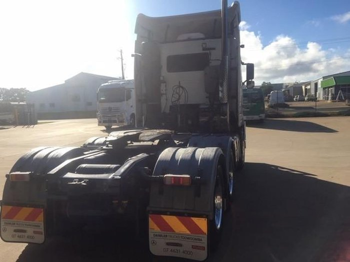 2014 VOLVO FH13 null null White