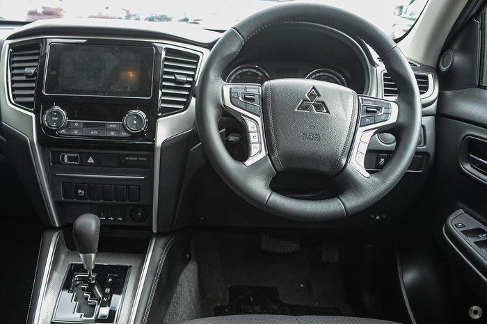 2020 Mitsubishi Triton GLX-R MR MY20 4X4 Dual Range Sterling Silver
