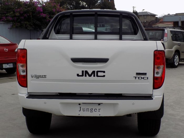 2018 JMC Vigus LX 4X4 White