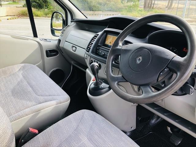 2013 Renault Trafic X83 Phase 3 White