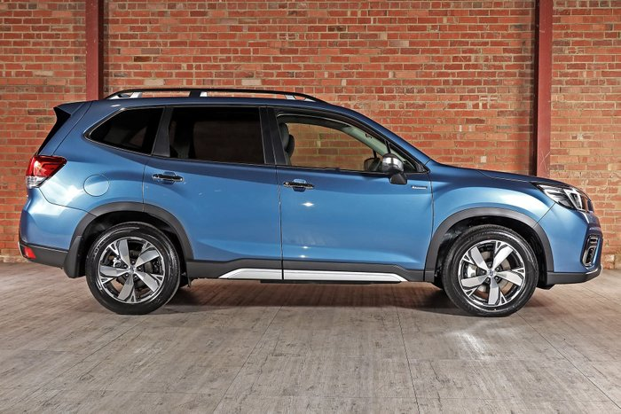 2020 Subaru Forester Hybrid S S5 MY20 Four Wheel Drive Blue