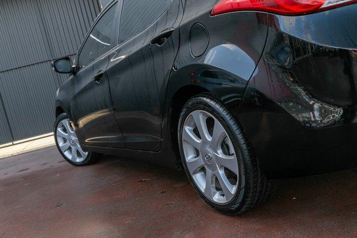 2013 Hyundai Elantra Premium MD2 Black