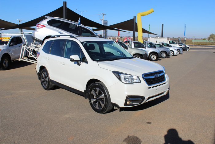 2018 Subaru Forester 2.0D-L S4 MY18 Four Wheel Drive White