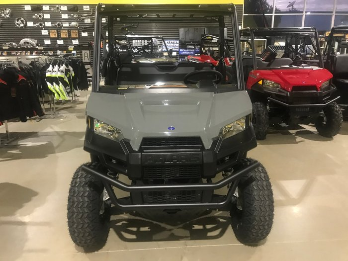 2020 Polaris RANGER EV Grey